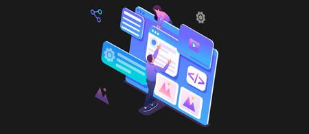 covid 19 web design