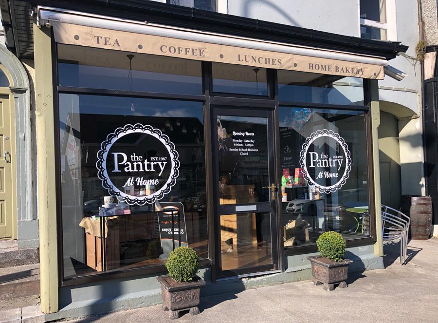shop front window graphics